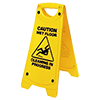 Caution Signs & Safety Cones