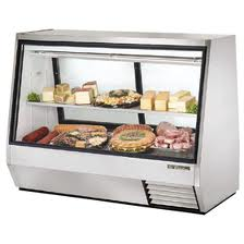 Deli Display Cases
