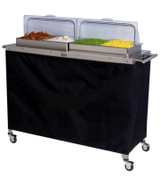 Portable Hot Food Tables