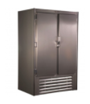 Reach In Refrigerator - Solid Door
