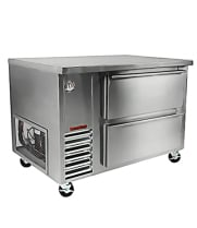 Refrigerated Chef Bases