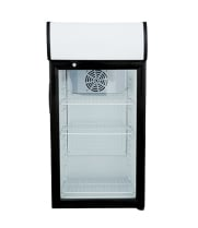 Countertop Glass Door Merchandisers and Freezers