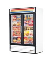 Glass Reach-in Freezers