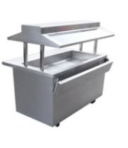 Buffet Table Refrigerated