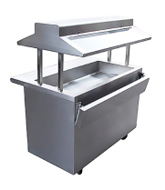 Refrigerated Buffet Tables
