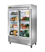 Glass Door Refrigerators