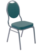 G & A Seating 824 - Metal Banquet Chair (12 per Case)