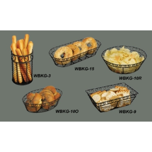 Winco Oblong Bread/Fruit Basket 15