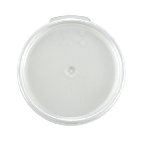 Winco Round Container Cover for 12 and 18 Qt Container [PRC-1218C]