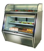 Leader SDL48 - 7/11 Deli Display Case - 48""
