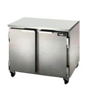 "Leader ESLB36 - 36"" Low Boy Under Counter Refrigerator NSF Certified"