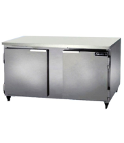 "Leader ESLB60 - 60"" Low Boy Under Counter Refrigerator NSF Certified"
