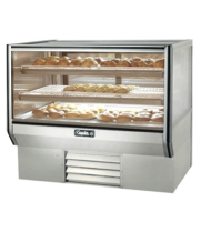 "Leader CBK48-D - 48"" Dry Bakery Display Case - Counter Height"