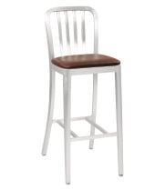G & A Seating 871PS - Aluminum Classic Bar Stool (12 per Case)