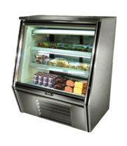 "Leader HDL36 - 36"" Double Duty Refrigerated Deli Display Case"