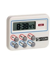CDN TM8 - Multi-Task Timer & Clock