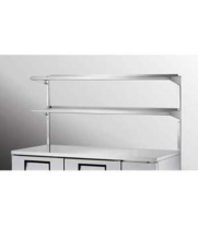 "Beverage Air - 00C23-033A - Double Overshelf For 72""W Sandwich/Salad Tables"