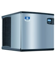 "Manitowoc ID-0323W - Indigo Ice Machine - Full Dice, Water Cooled, 350 lbs. Capacity, 22"" W"