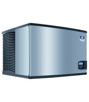 "Manitowoc ID-0853W - Indigo Ice Machine - Full Dice, Water Cooled, 940 lbs. Capacity, 30"" W"