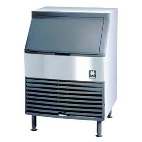 manitowoc qd0133w ice machine cuber compact water cooled 147 lb production