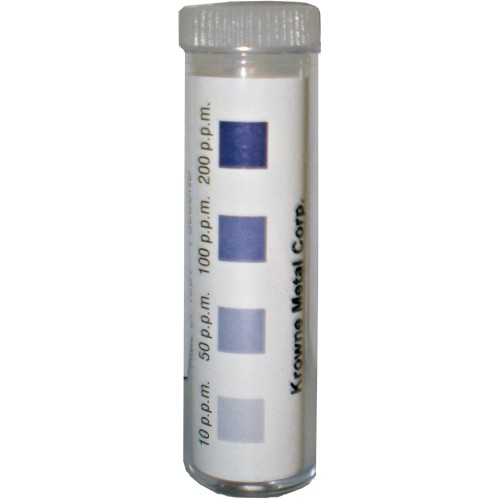 Krowne 25-123 - Chlorine Test Strips - Case of 20