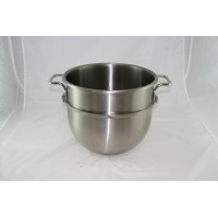 Globe - GM30BWL - 30 Qt. Stainless Steel Mixing Bowl