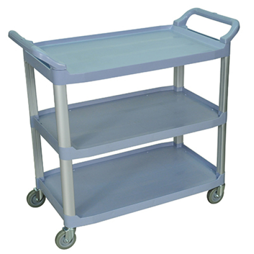 Luxor - SC13G - Large Specialty Utility Carts - Gray