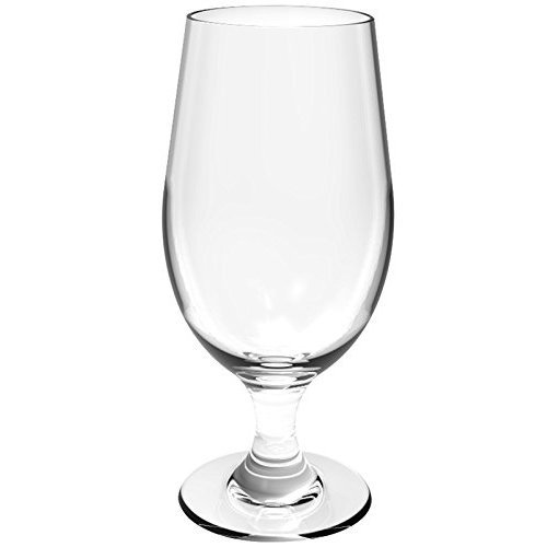 Thunder Group PLTHGL020C - 20 Ounce Goblet - Polycarbonate - Clear - Case of 12