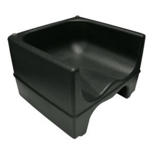 Update International PP-BC-BK - Plastic Booster Chair