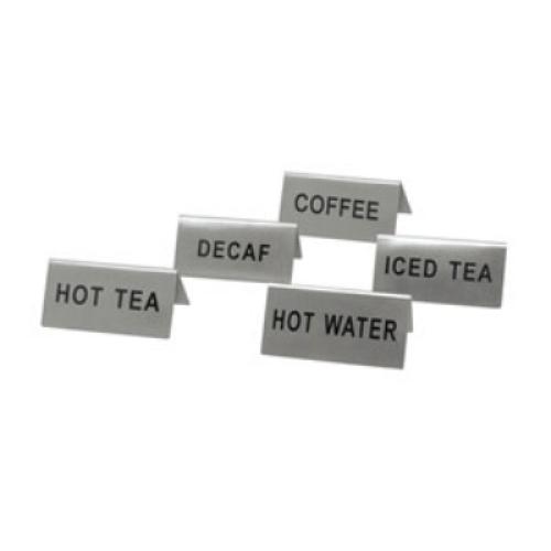 Decaf Update International CS-DEC Chain Sign