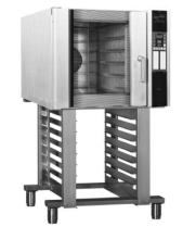 Belshaw Adamatic 3P04U10-2 - Soft Flow Electric Convection Oven 4 Pan