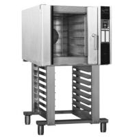 Bakery Aid by Unisource Soft Flow Electric Convection Oven 4 Pan [3P04U10-2]
