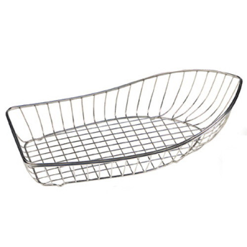 Clipper Mill - 4-81220 - Large Stainless Steel Boat Basket
