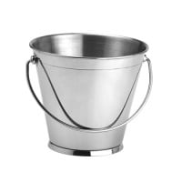 Clipper Mill - 4-80822 - 45 oz Stainless Steel Serving Pail