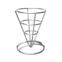Clipper Mill - 4-981644 - Stainless Steel Fry Cone without Holder