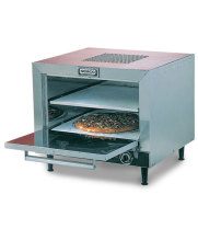 Nemco 6205-120 - Countertop Electric Pizza Oven Single Deck - 25""