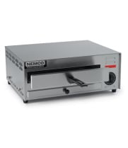 Nemco 6215 - Countertop Electric Pizza Oven Single Deck - 20""
