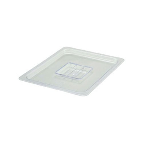 Winco Poly-Ware Solid Food Pan Cover for Size Half Size Pan [SP7200S]