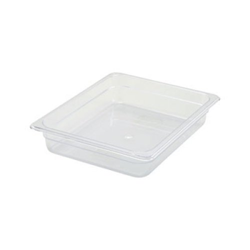 Winco Poly-Ware Half Size Food Pan 2 1/2