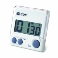 CDN Loud Alarm Timer [TM7-W]