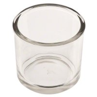 Update International CJ-7GL - 7 Oz - Glass Condiment Jars