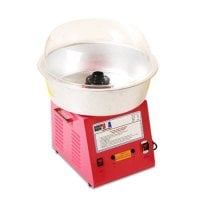 Benchmark USA 81011 -The Zephyr Cotton Candy Machine - 60 cones/hr