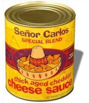 Benchmark USA 53005 - Nacho Cheese - #10 Can - 7 lb.