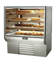 "Leader HBK36 - 36"" Refrigerated Bakery Display Case - High Volume"