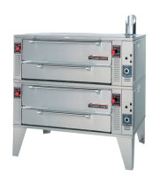Garland GPD-60-2 - Gas Pizza Oven - Double Deck 60""