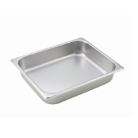 Winco Half Size Steam Pan [SPH2]