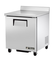 "True TWT-27F-ADA - 27.75"" Worktop Freezer - 1 Door ADA Compliant"