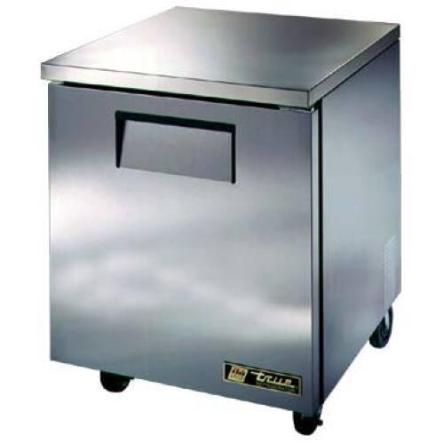 Phenomenal True Tuc 27 27 75 Undercounter Refrigerator 1 Door 2 Shelves Download Free Architecture Designs Ferenbritishbridgeorg