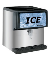 Scotsman ID150B-1 - Ice Dispenser - Countertop 150 lb. Capacity
