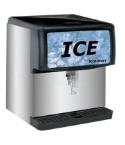 Scotsman ID250B-1 - Ice Dispenser - Countertop 250 lb. Capacity